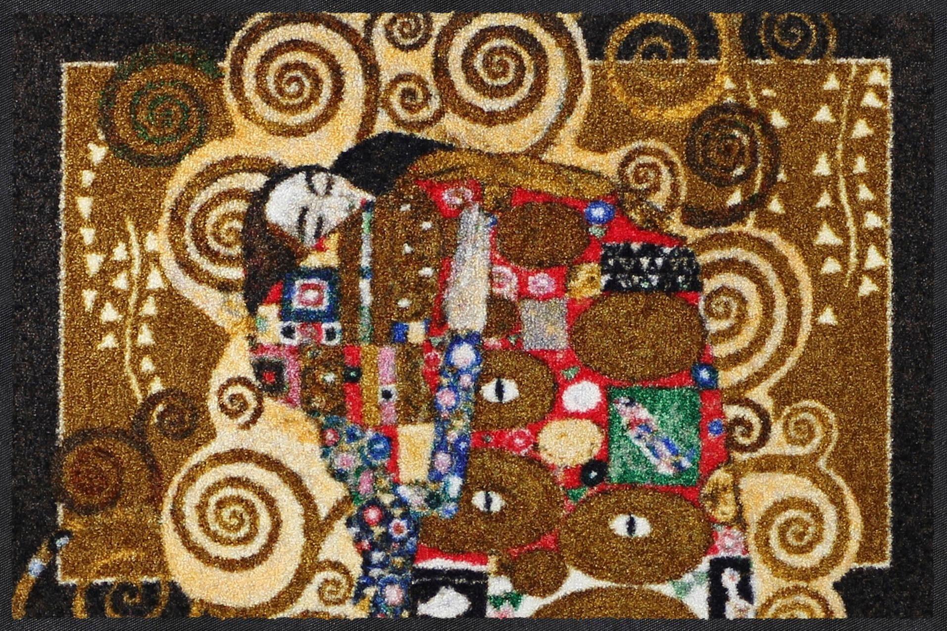 Fußmatte »Erfüllung Melange«, Salonloewe, rechteckig, Höhe 7 mm