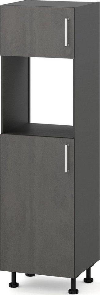 Küchenschränke - S by Störmer Kühlumbauschrank »Melle Basis«, vormontiert  - Onlineshop OTTO