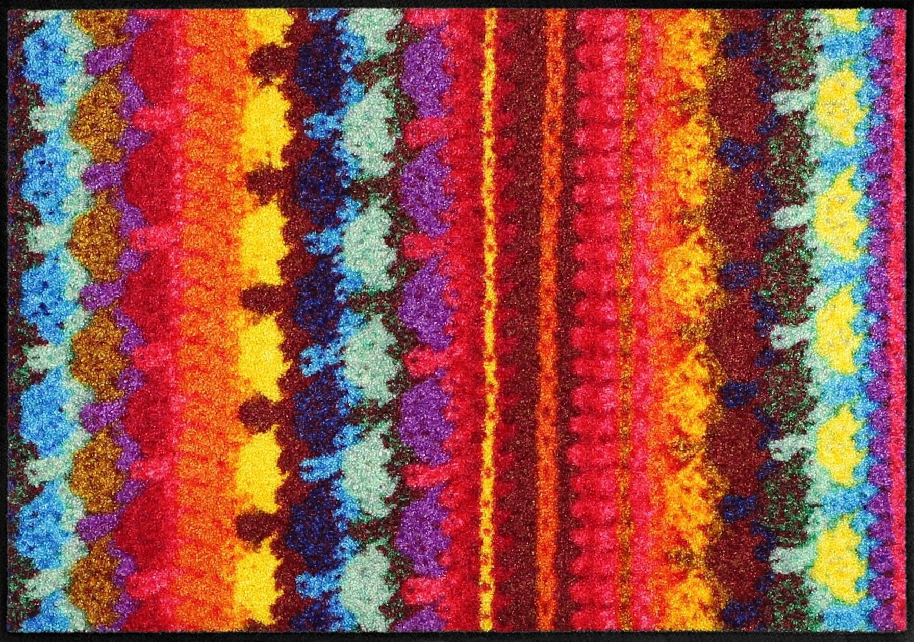 Fußmatte »Zorro«, Salonloewe, rechteckig, Höhe 7 mm | Heimtextilien > Fussmatten | Salonloewe