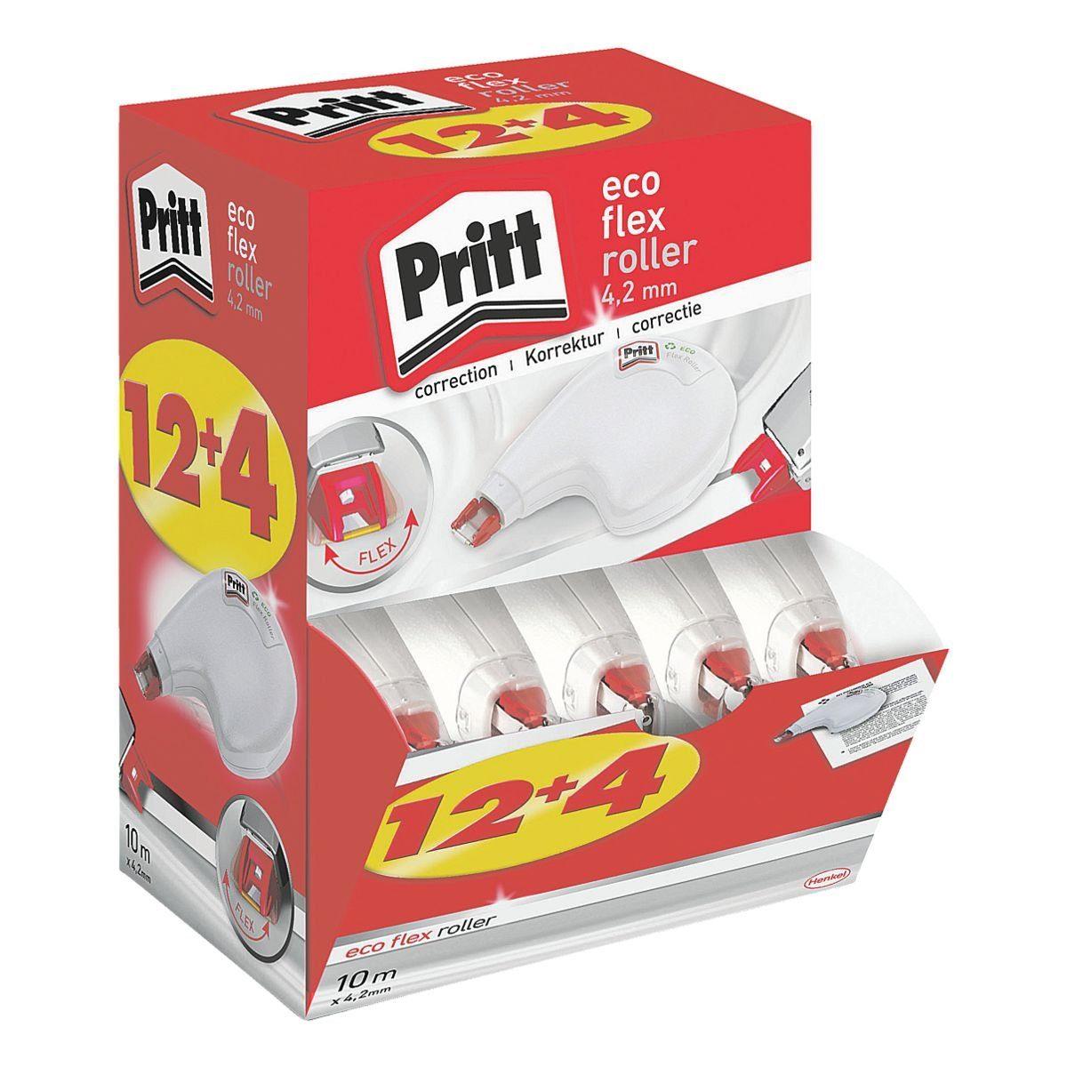 PRITT Einwegkorrektur-Roller »Eco Flex«