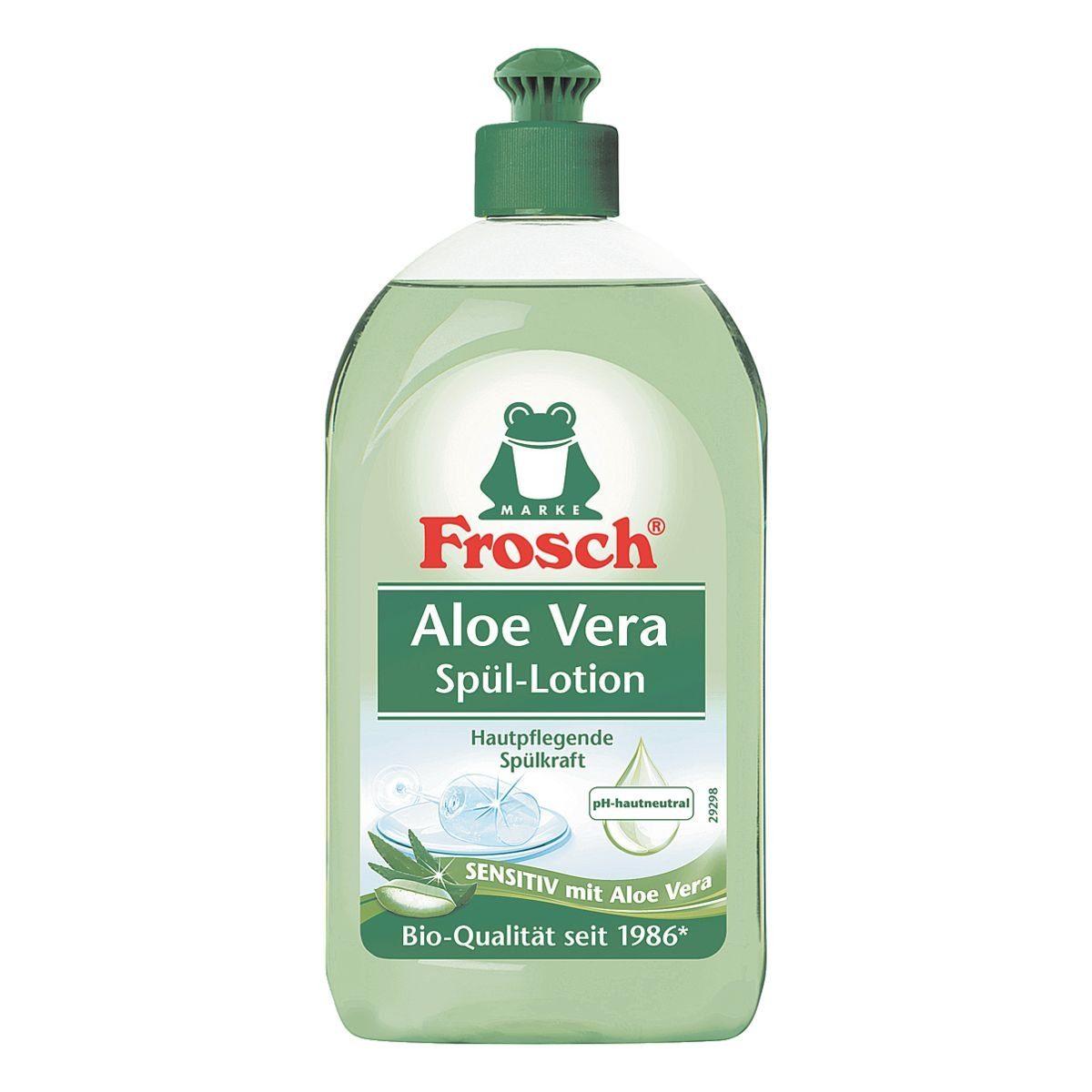 Frosch Geschirrspülmittel »Aloe Vera Sensitiv«