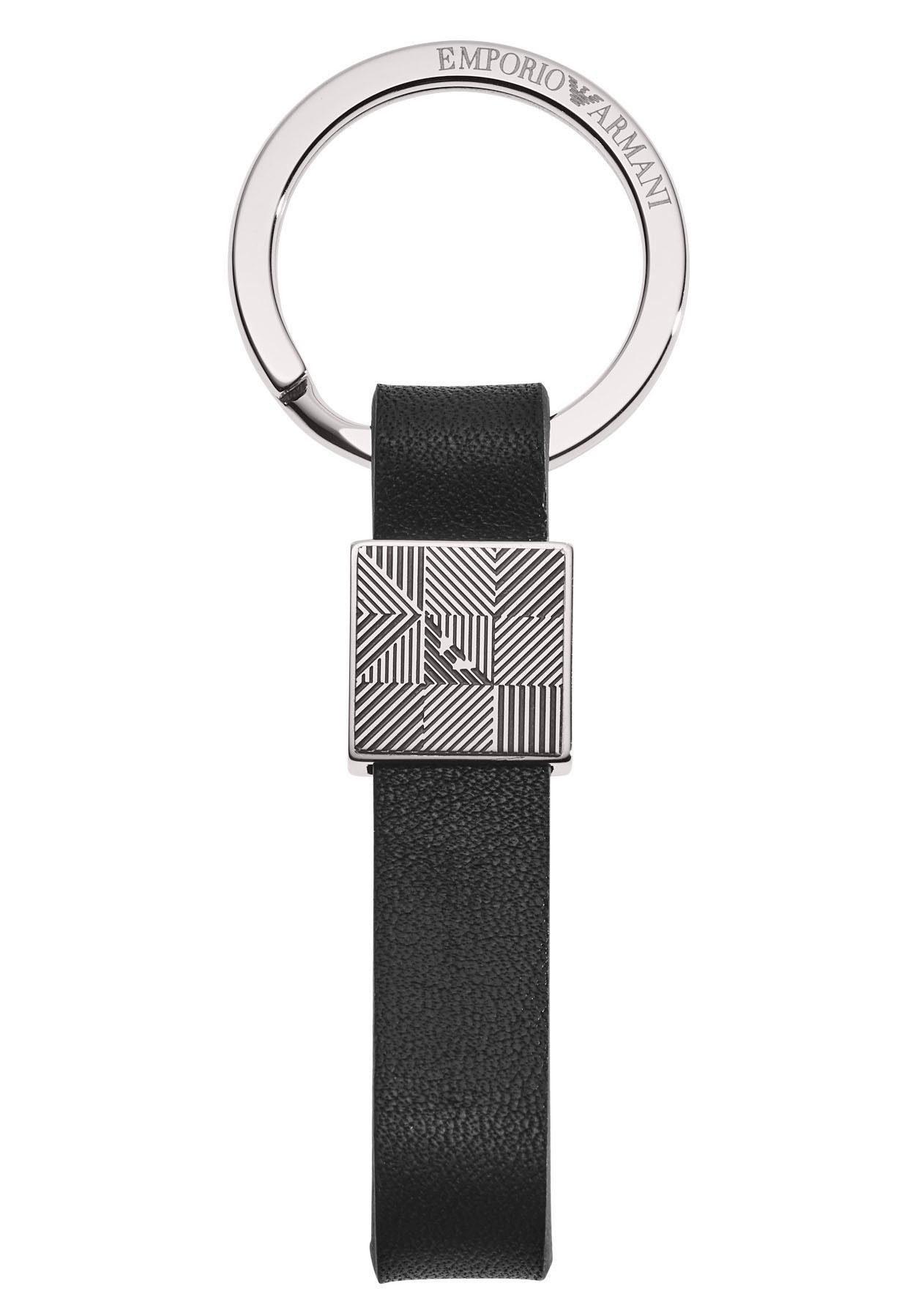 Emporio Armani Schlüsselanhänger »EGS2511040« mit Emaille und Epoxidharz