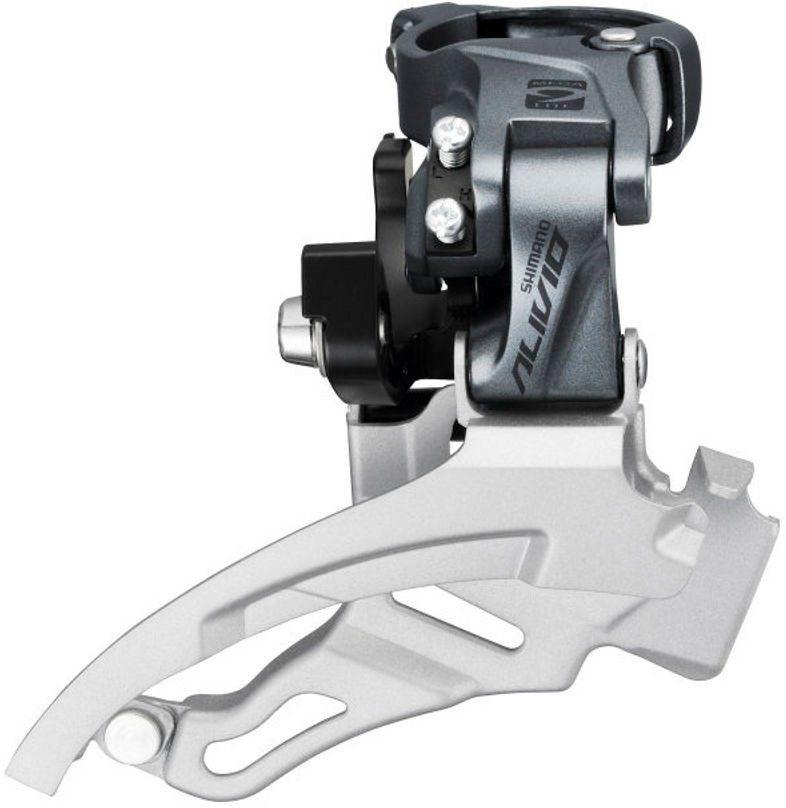Shimano Schaltung »Alivio FD-M4000 Umwerfer 3x9-fach Down Swing«