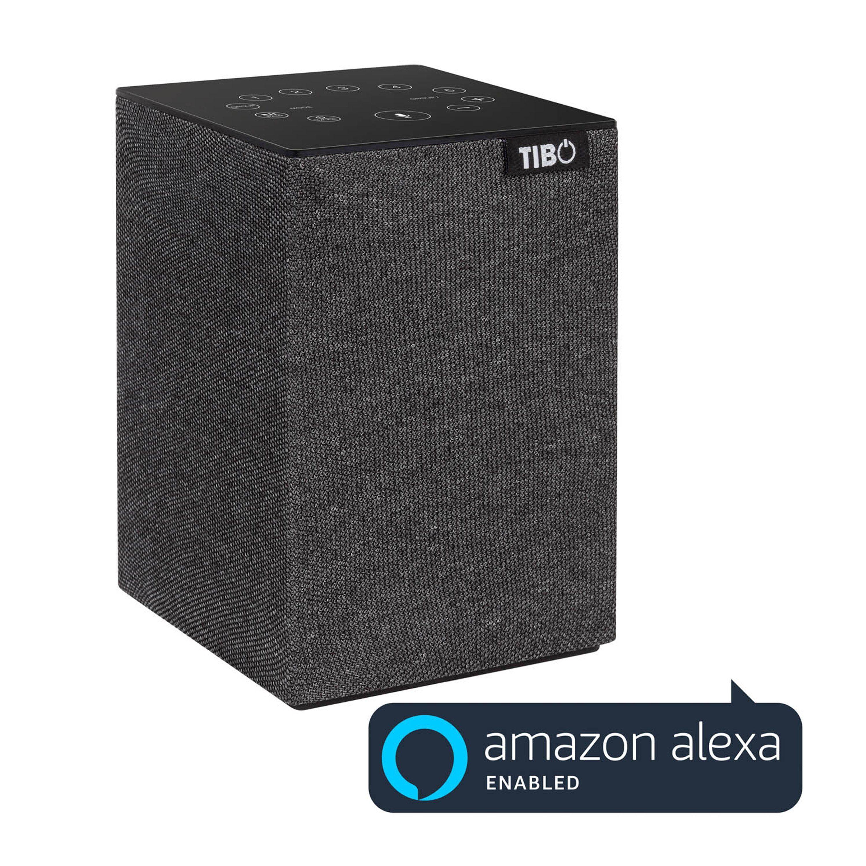 Tibo Smarter Multiroom Speaker mit Alexa-Sprachsteuerung »Choros Tap«