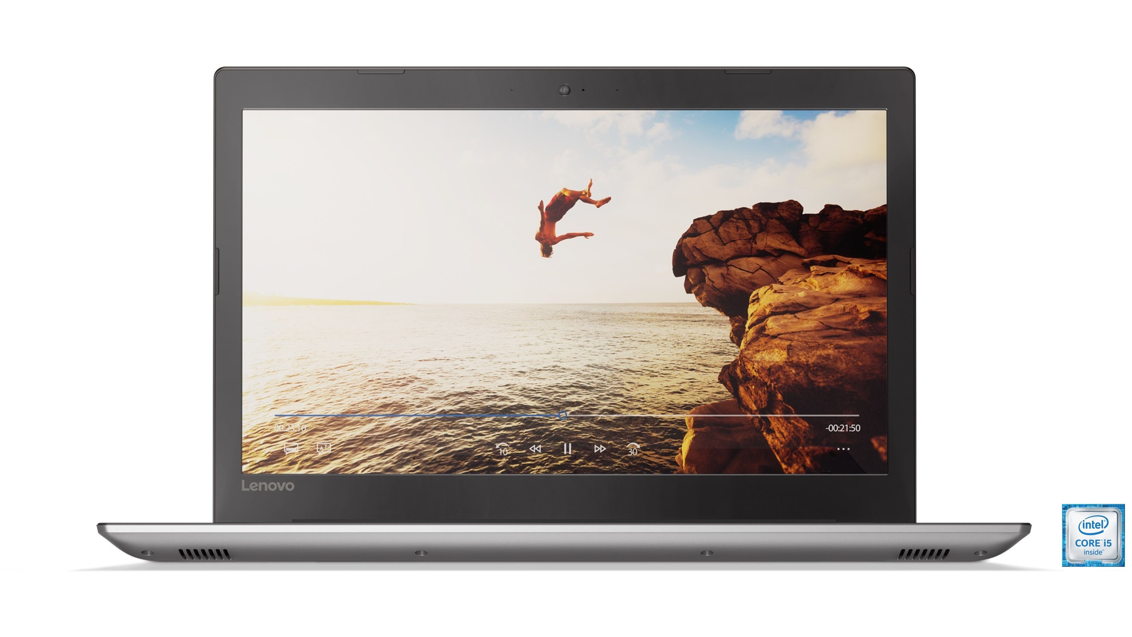 "LENOVO Ideapad 520-15IKB Notebook »Intel Core i5, 39,6 cm (15,6""), 256GB SSD+1 TB HDD«"