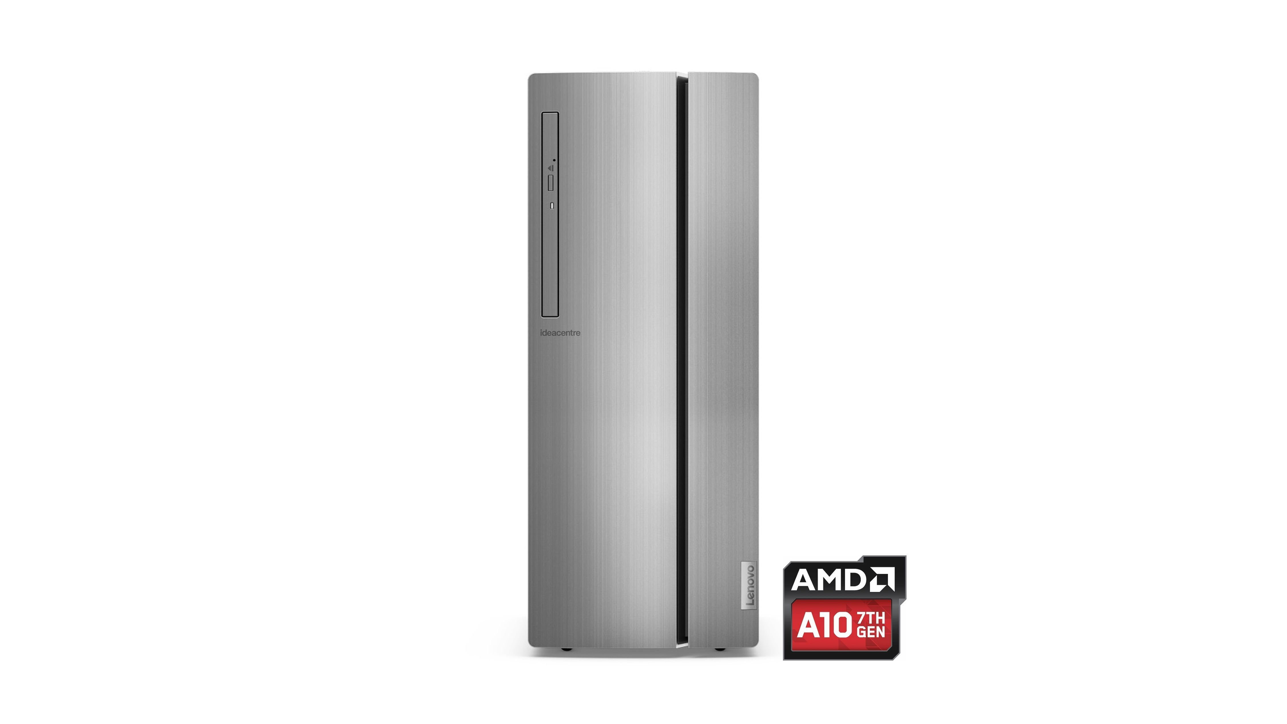 LENOVO Ideacentre 510-15ABR »AMD A10, GT 730, 128GB SSD+1 TB HDD, 8GB«