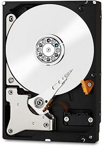 "Western Digital WD Red Networking NAS HDD Retail int. »Retail Kit. Festplatten-Formfaktor 3.5""«"