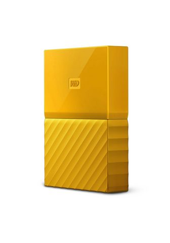 WESTERN DIGITAL My Passport Kilnojamas »Tragbarer Spei...