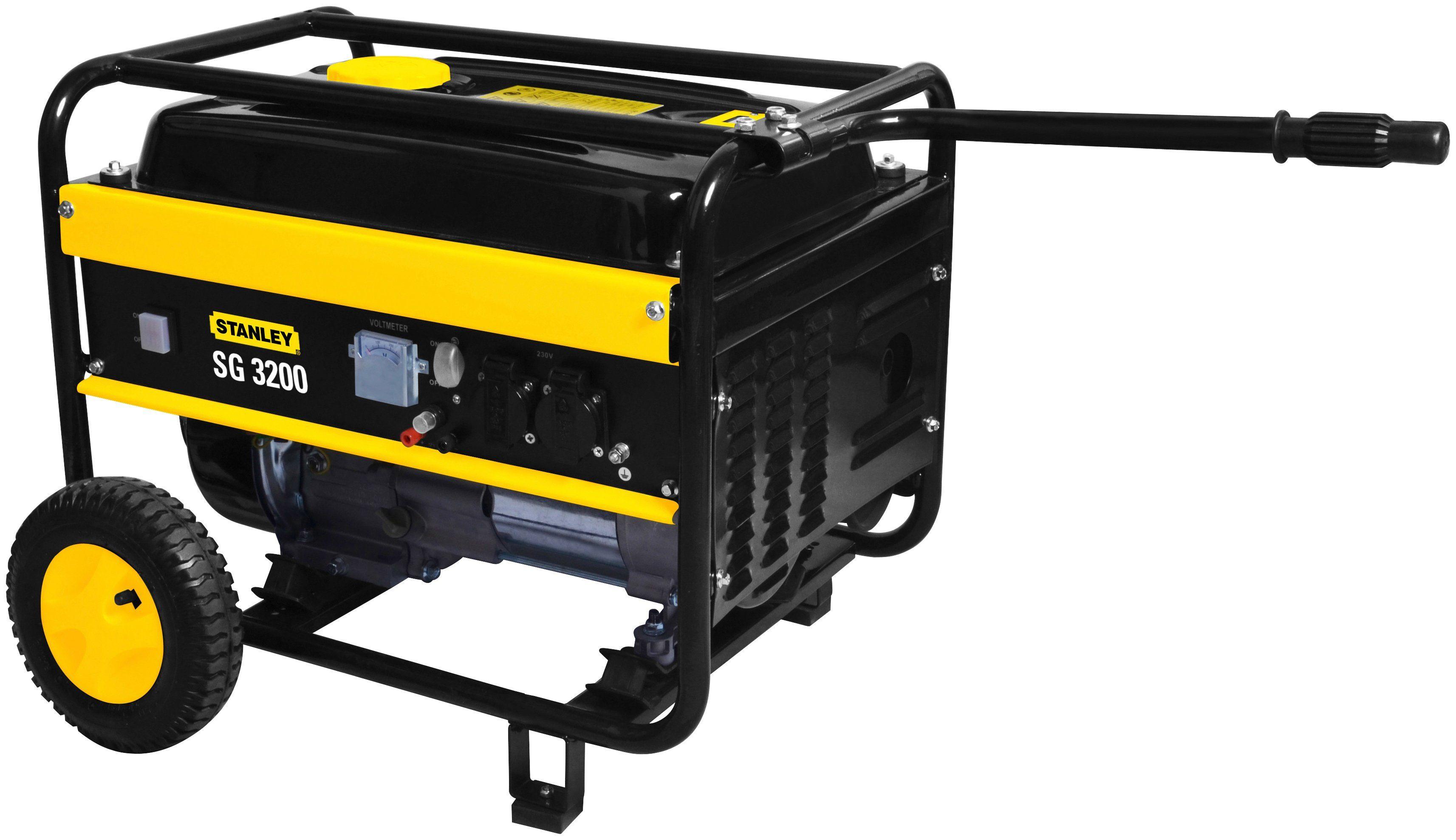STANLEY Stromerzeuger »SG 3200 Promotion«, 3,2 kW, 15 l Tank