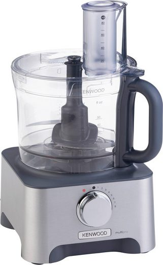 KENWOOD Kompakt-Küchenmaschine Multipro Classic FDM781, 1000 W, 3 l Schüssel
