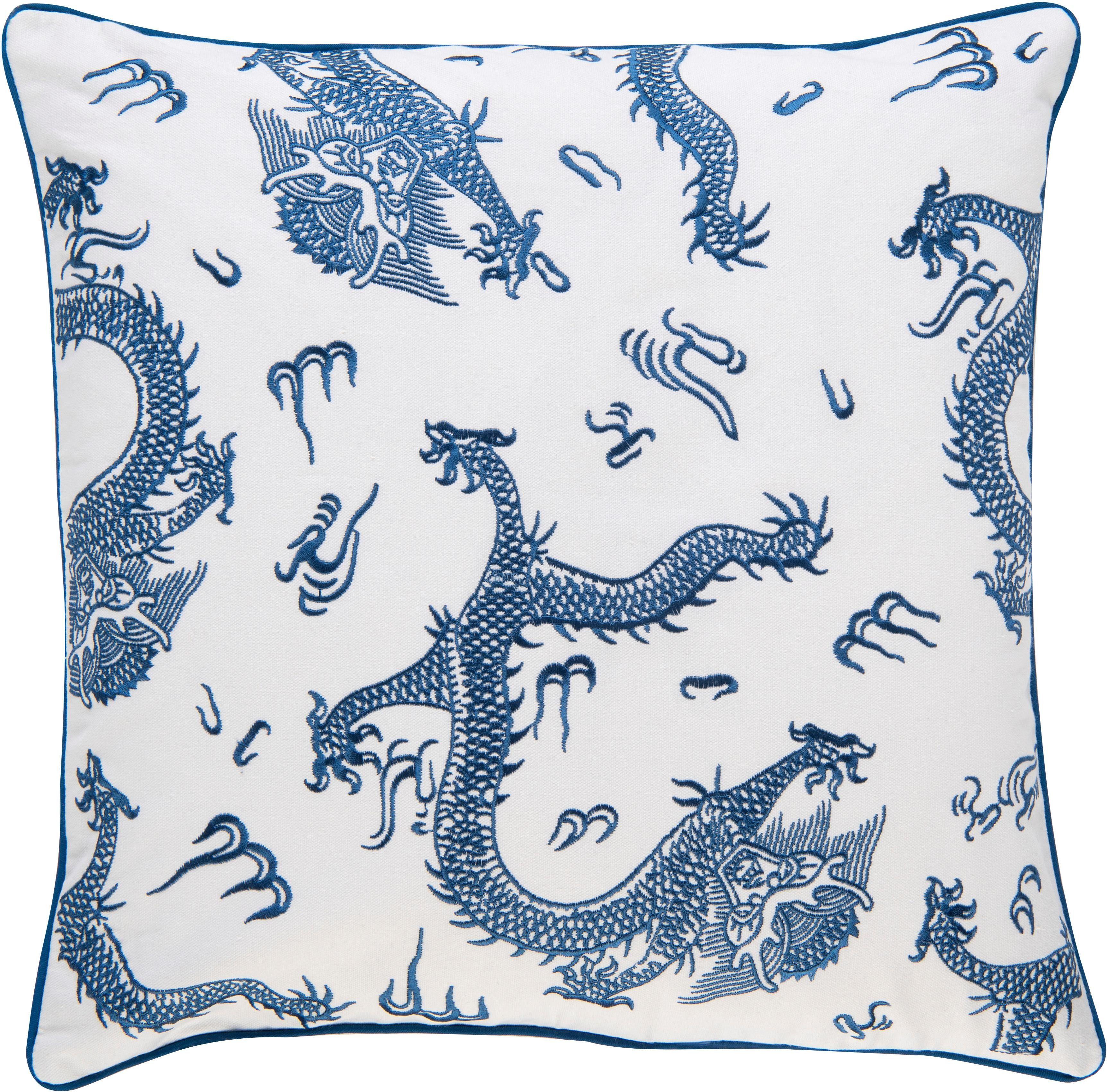 Kissenhülle »KI-H Dragon«, BARBARA Home Collection