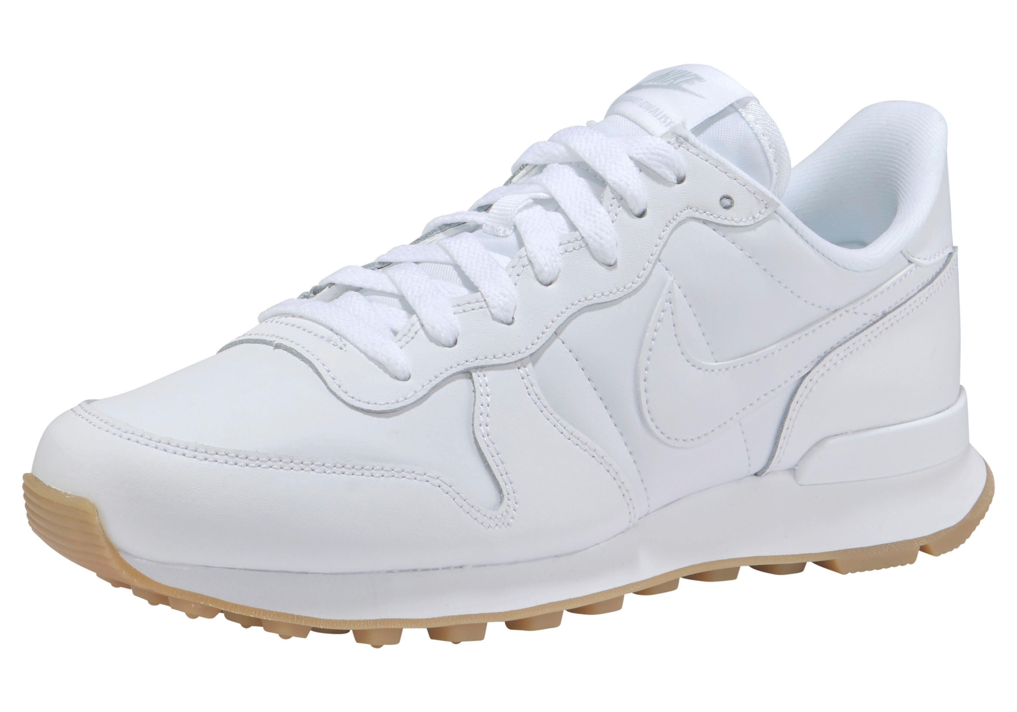 Nike Sportswear Wmns Internationalist Sneaker  weiß