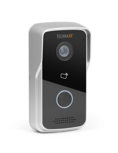 Technaxx Kamera »Technaxx Smart WiFi Video Door Phone TX-82 silber«