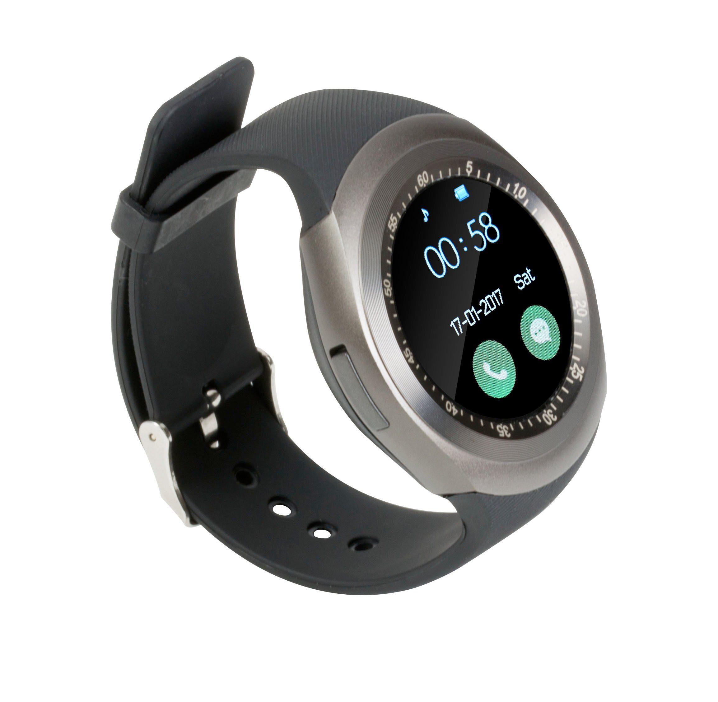 Technaxx Smart Watches »TrendGeek Smartwatch TG-SW1«