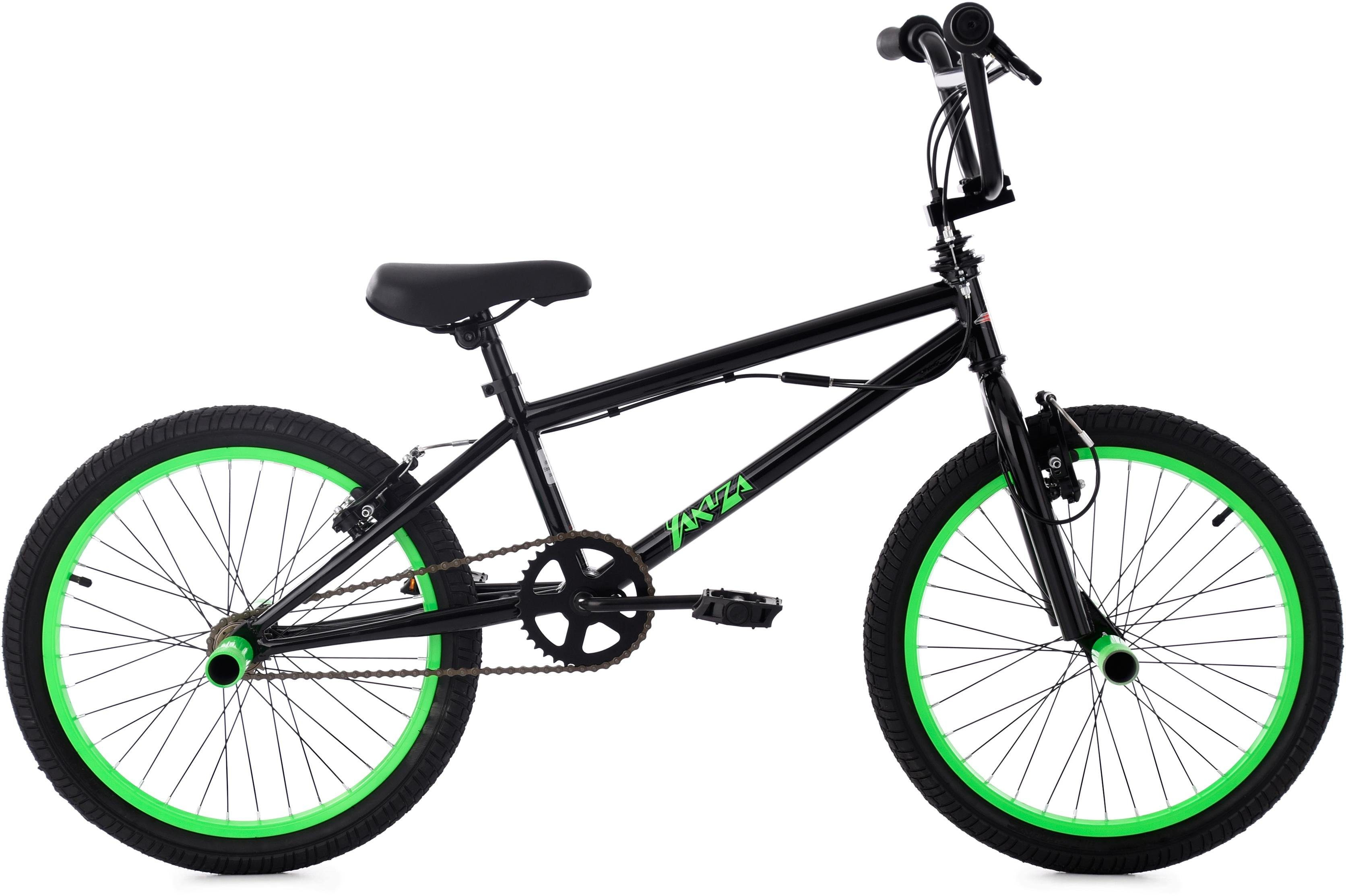 KS Cycling BMX-Rad »YAKUZA«, 1 Gang