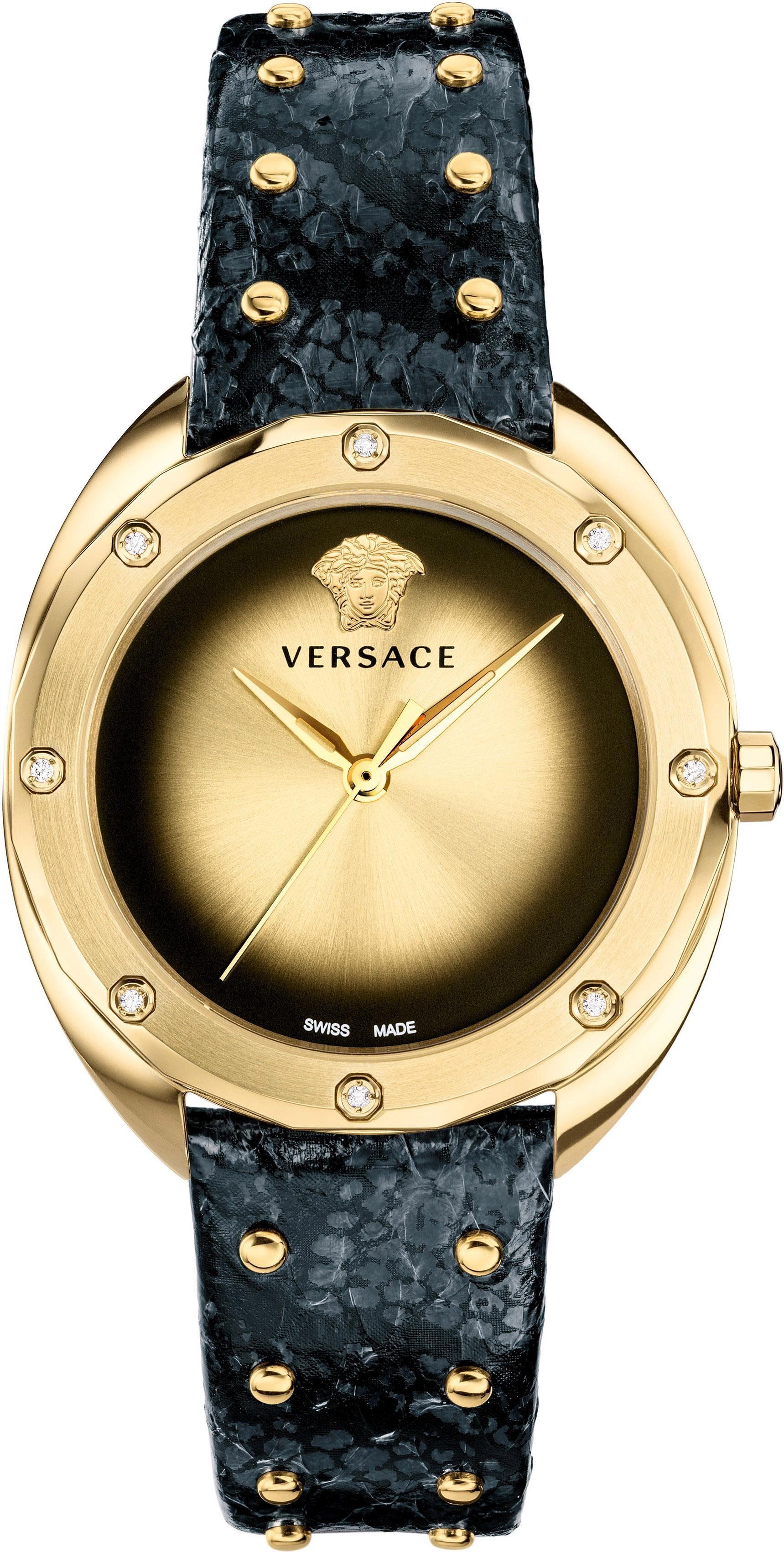 Versace Schweizer Uhr »Shadov, VEBM01018«