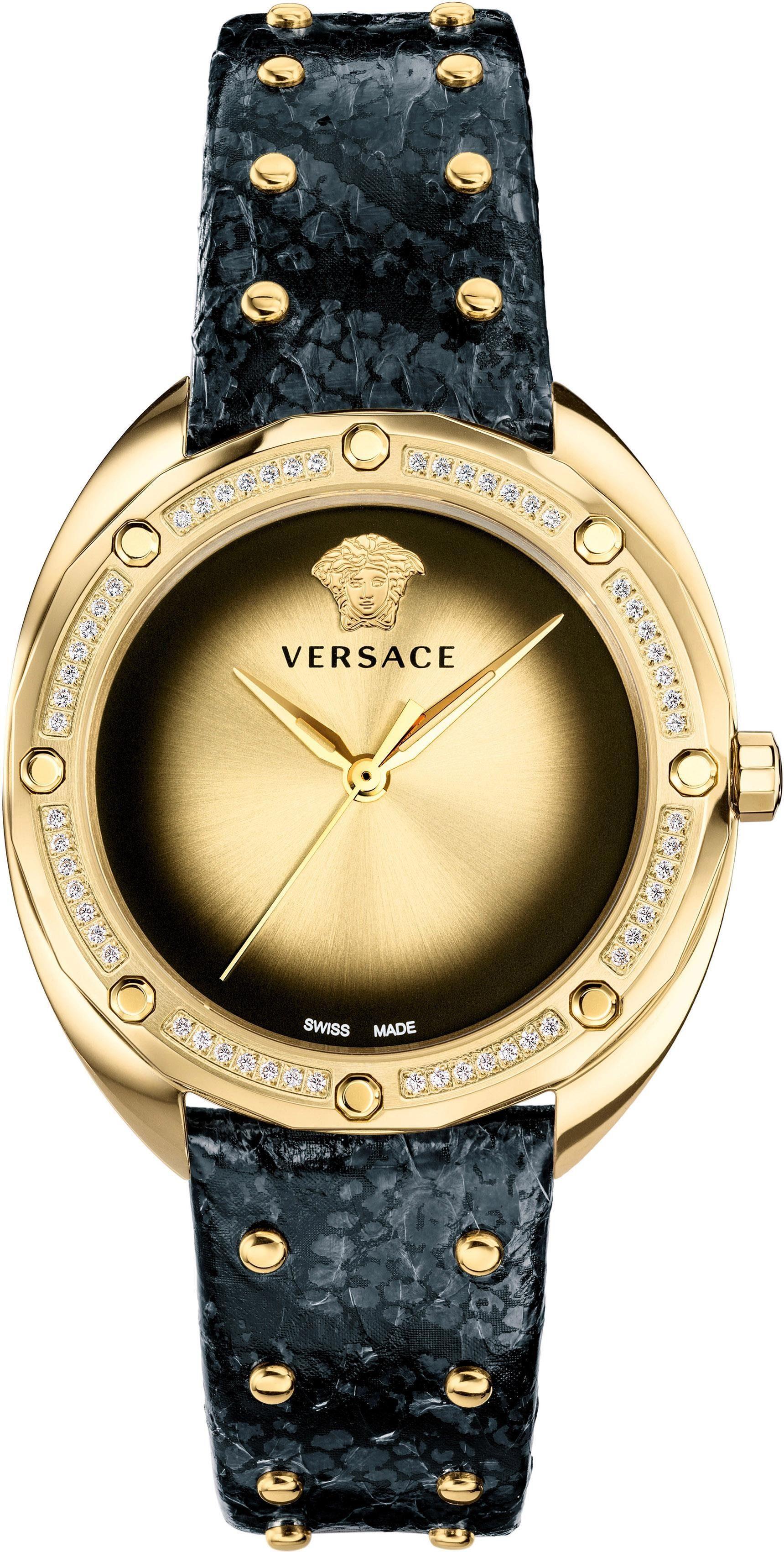 Versace Schweizer Uhr »Shadov, VEBM01118«
