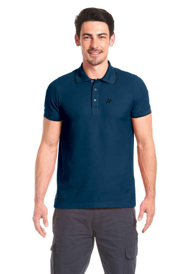 Maier Sports Funktionsshirt »Comfort Polo M«