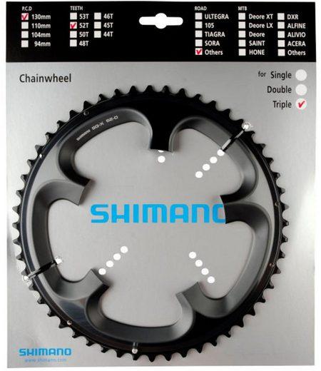 Shimano Kettenblatt »Tandem FC-R603 Kettenblatt 10-fach rechts«