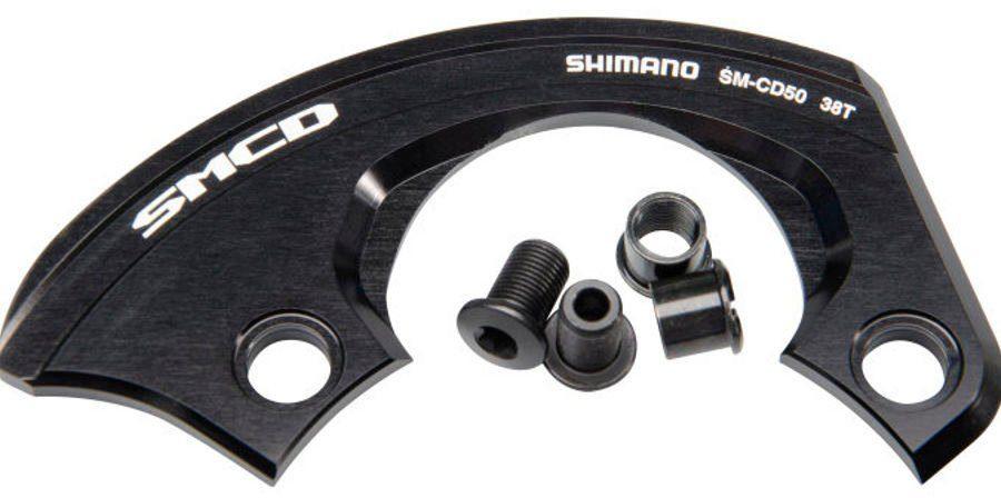 Shimano Kurbel »Saint SM-CD50 Rammschutz für 38 Zähne«