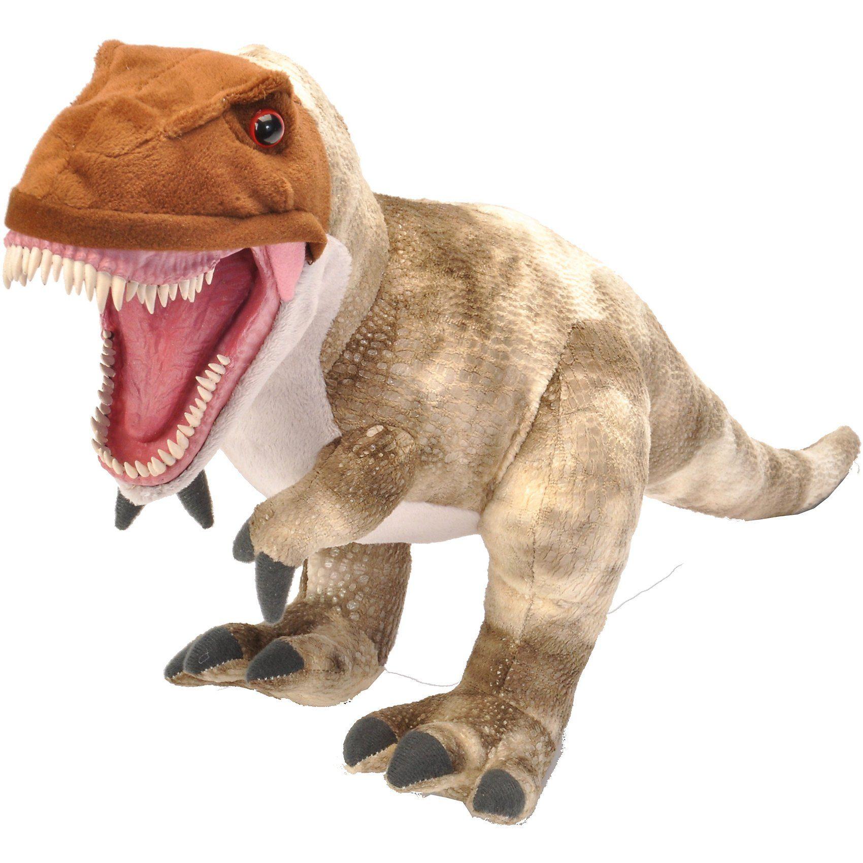 WILD REPUBLIC  Plüsch T-Rex mit spitzen Zähnen 41 cm