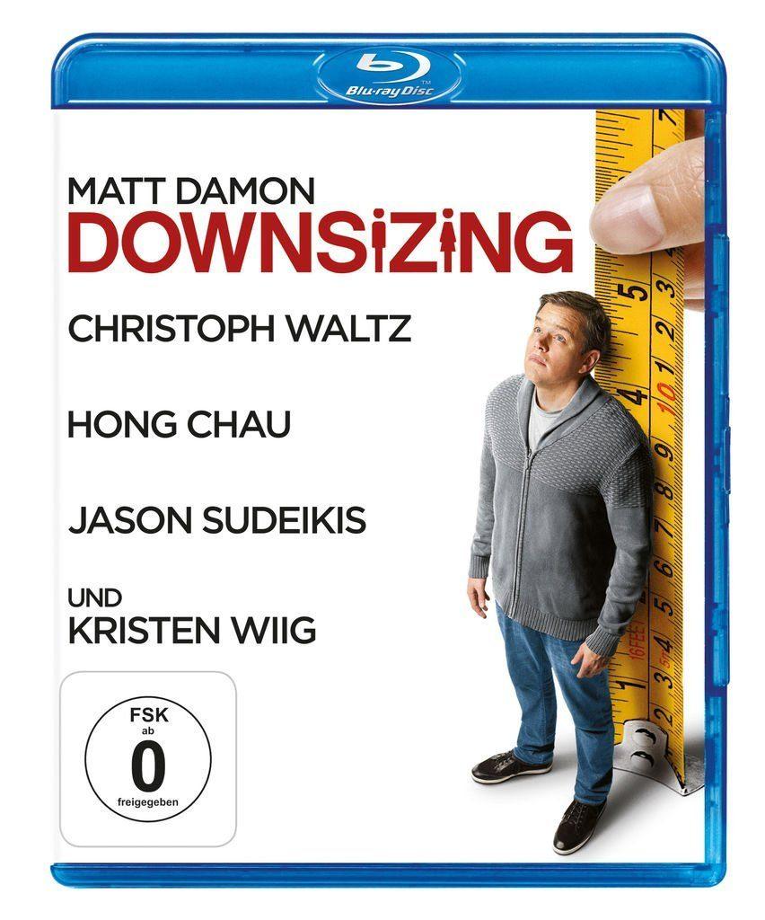 Universal BLU-RAY Film »Downsizing«
