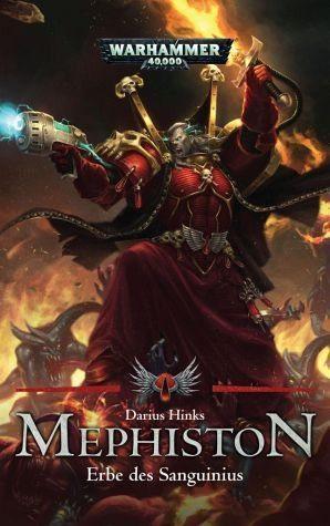 Broschiertes Buch »Warhammer 40.000 - Mephiston«