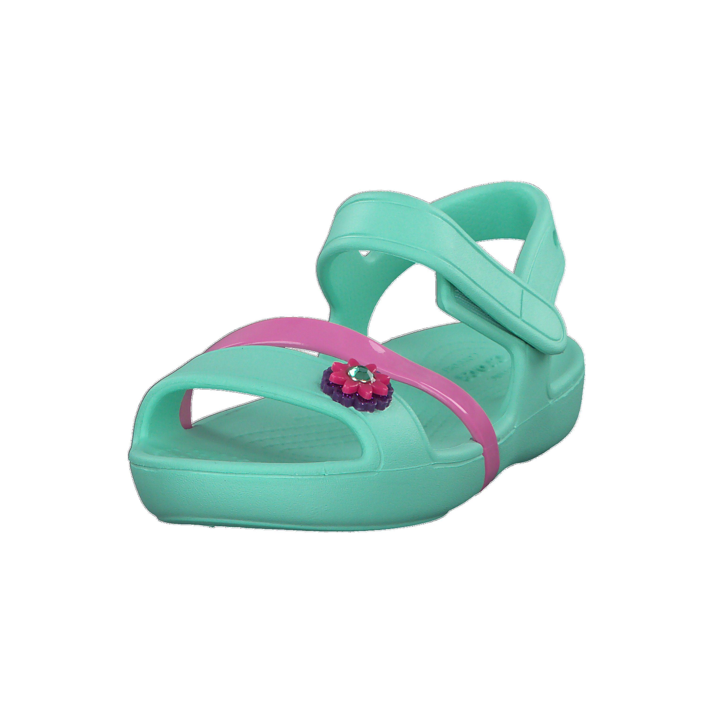 Crocs »Lina K 205043-57H« Sandale, lila, lila