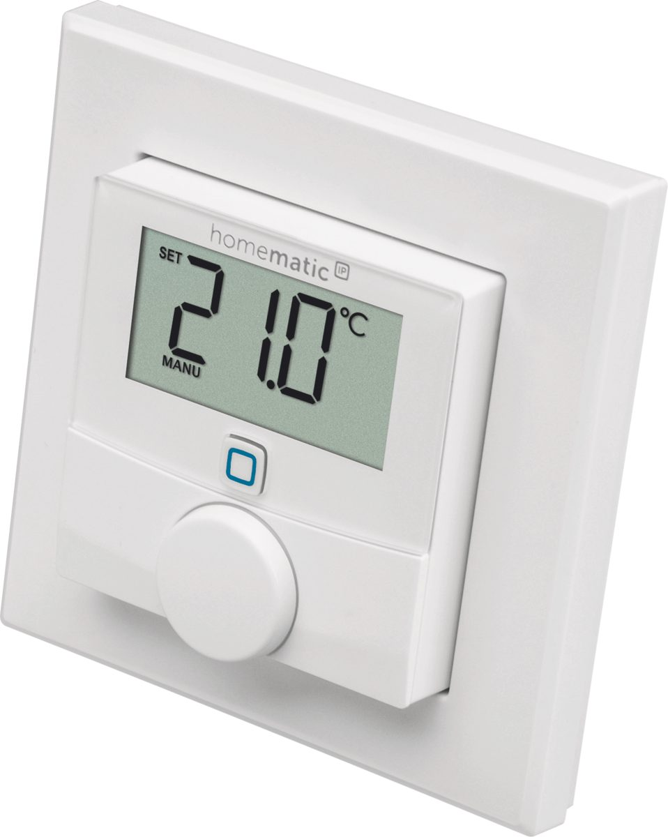 Telekom Smart Home Zubehör »eQ-3 Wandthermostat (IP) V.2«