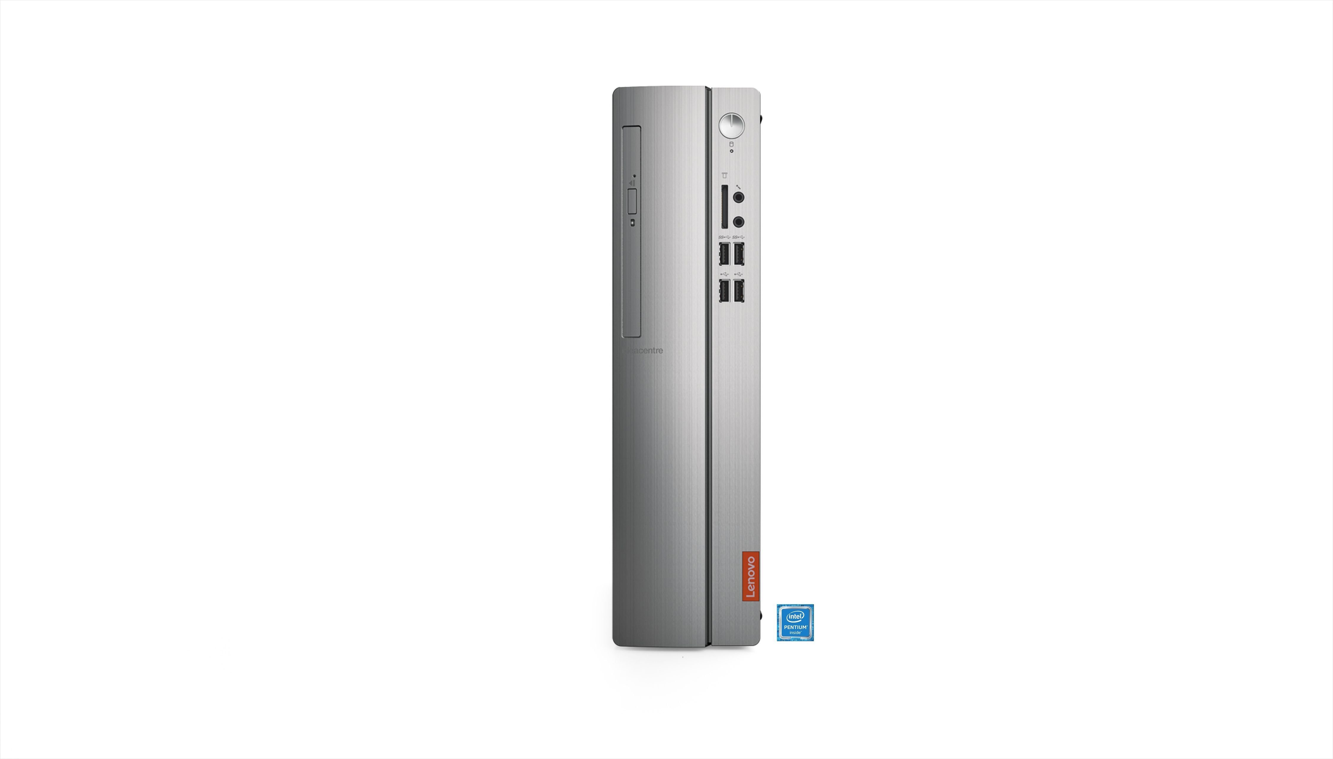 Ideacentre 510S 08IKL PC Intel Pentium 128 GB SSD 2 TB HDD