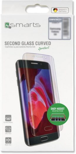 4smarts Folie »Second Glass Curved Easy-Assist Galaxy S8«