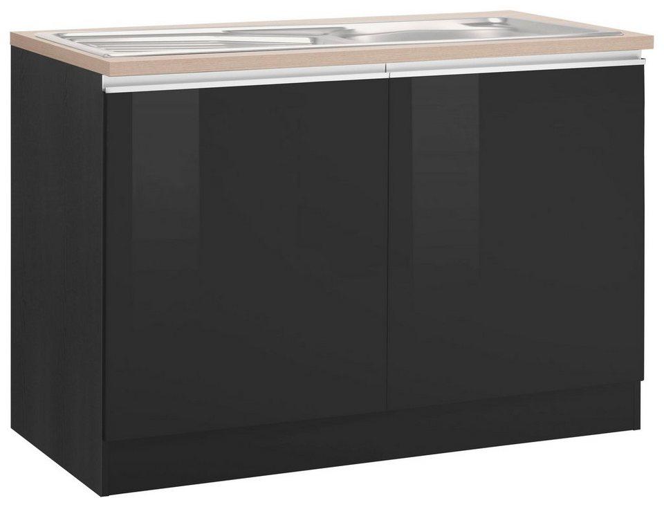 held m bel sp lenschrank ohio breite 120 cm otto. Black Bedroom Furniture Sets. Home Design Ideas