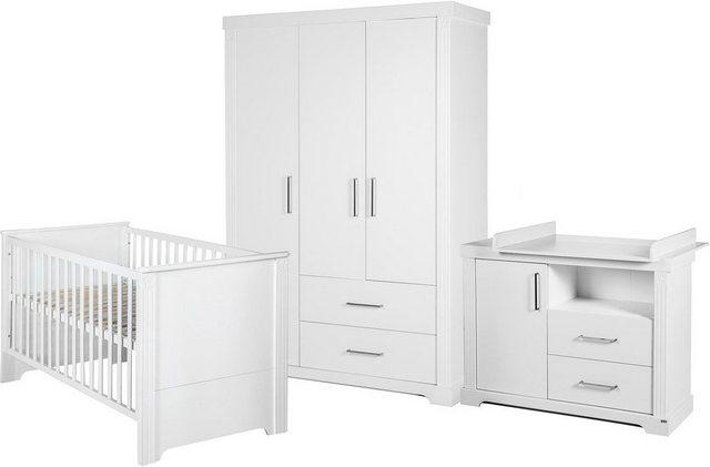 Babyzimmer - Roba® Babyzimmer Komplettset »Maxi«, 3 türig  - Onlineshop OTTO