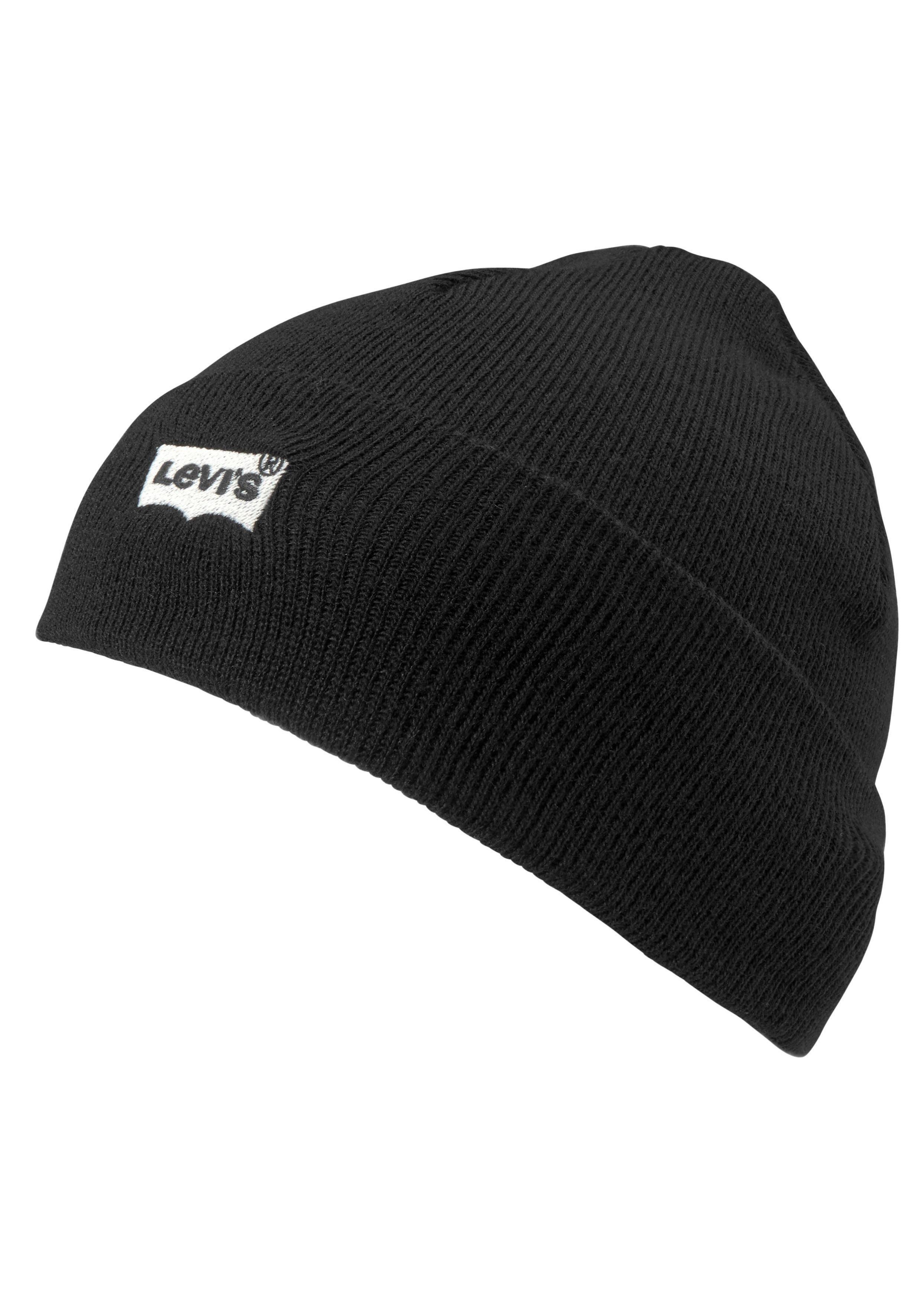 Levi's® Strickmütze aus weicher Winterware