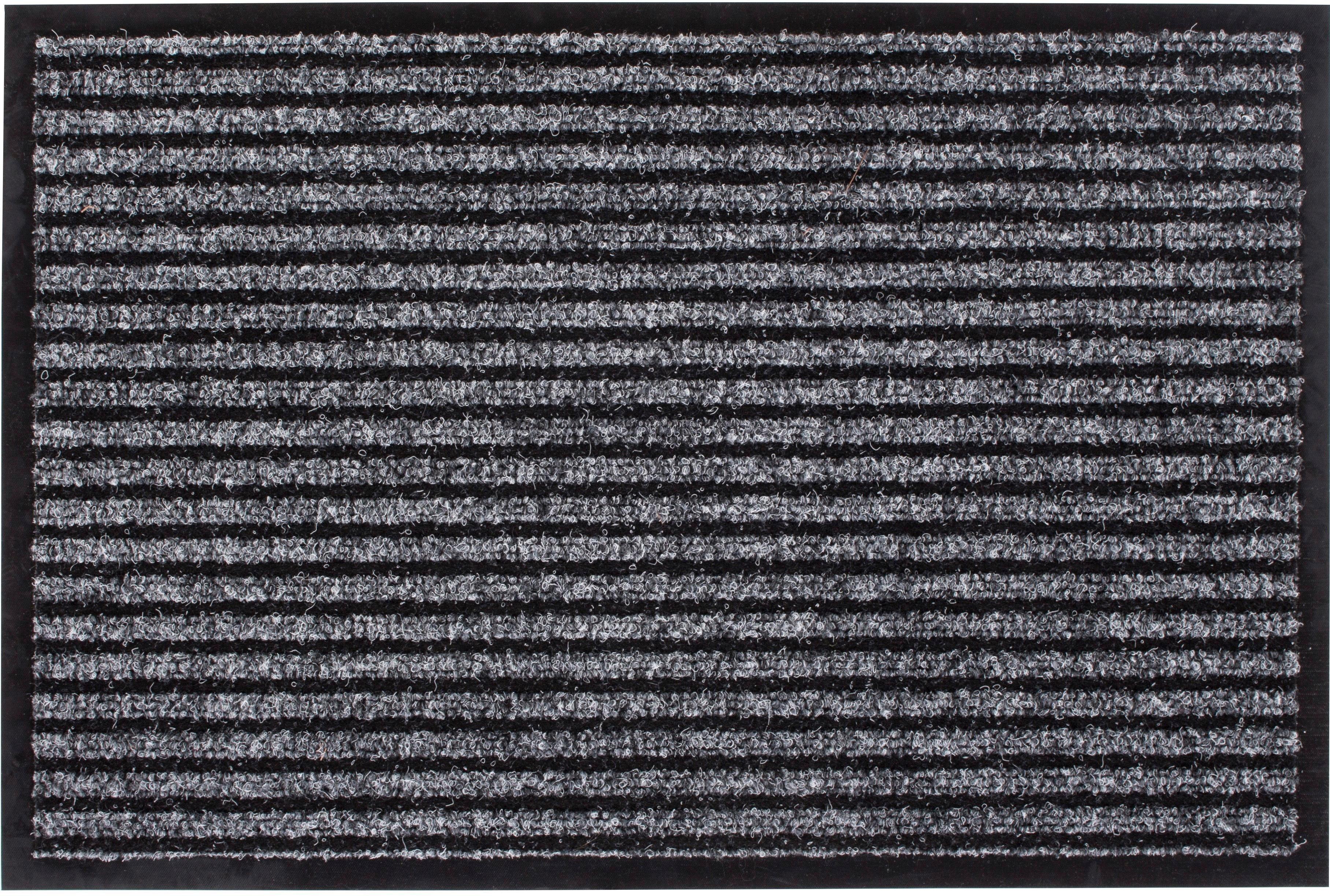 Fußmatte »Eco Rippe«, Andiamo, rechteckig, Höhe 9 mm | Heimtextilien > Fussmatten | Andiamo