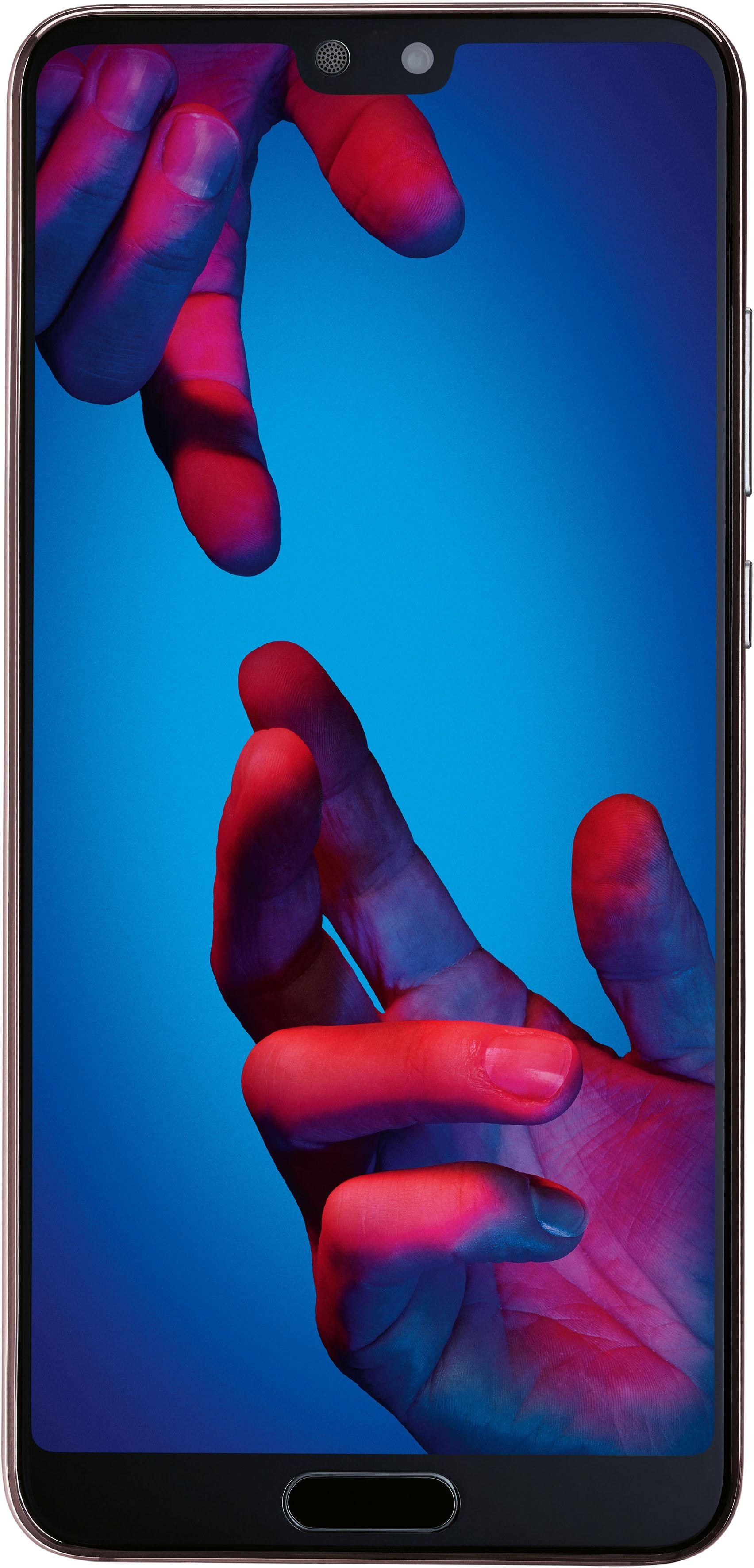 P20 Smartphone (14,7 cm/5,8 Zoll, 128 GB Speicherplatz, 20 MP Kamera)