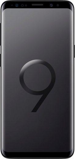 Samsung Galaxy S9 Dual Smartphone (14,65 cm/5,8 Zoll, 256 GB Speicherplatz, 12 MP Kamera)