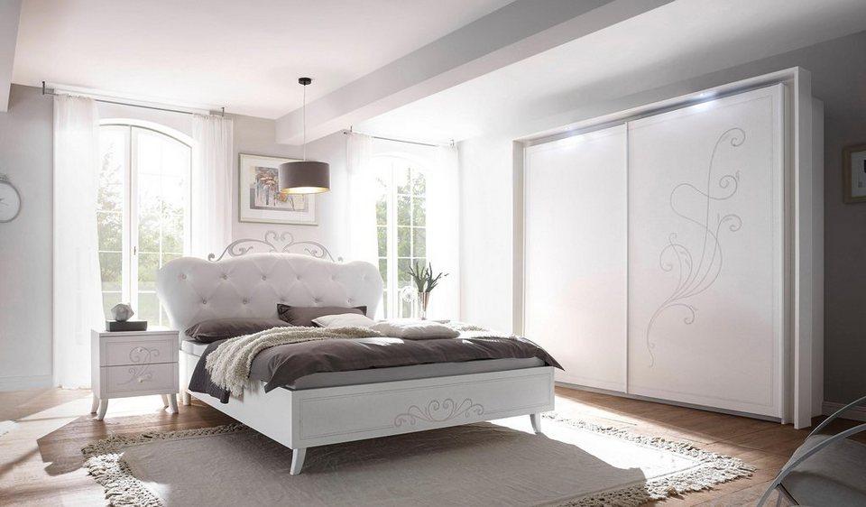 LC Schlafzimmer-Set (4-tlg.), FSC®-zertifizierter Holzwerkstoff ...