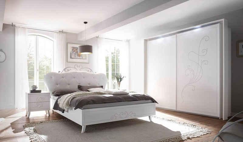 LC Schlafzimmer-Set, (Set, 4-St)