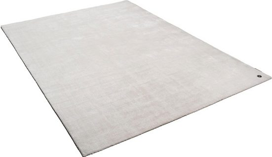 Teppich »Shine uni«, TOM TAILOR, rechteckig, Höhe 8 mm