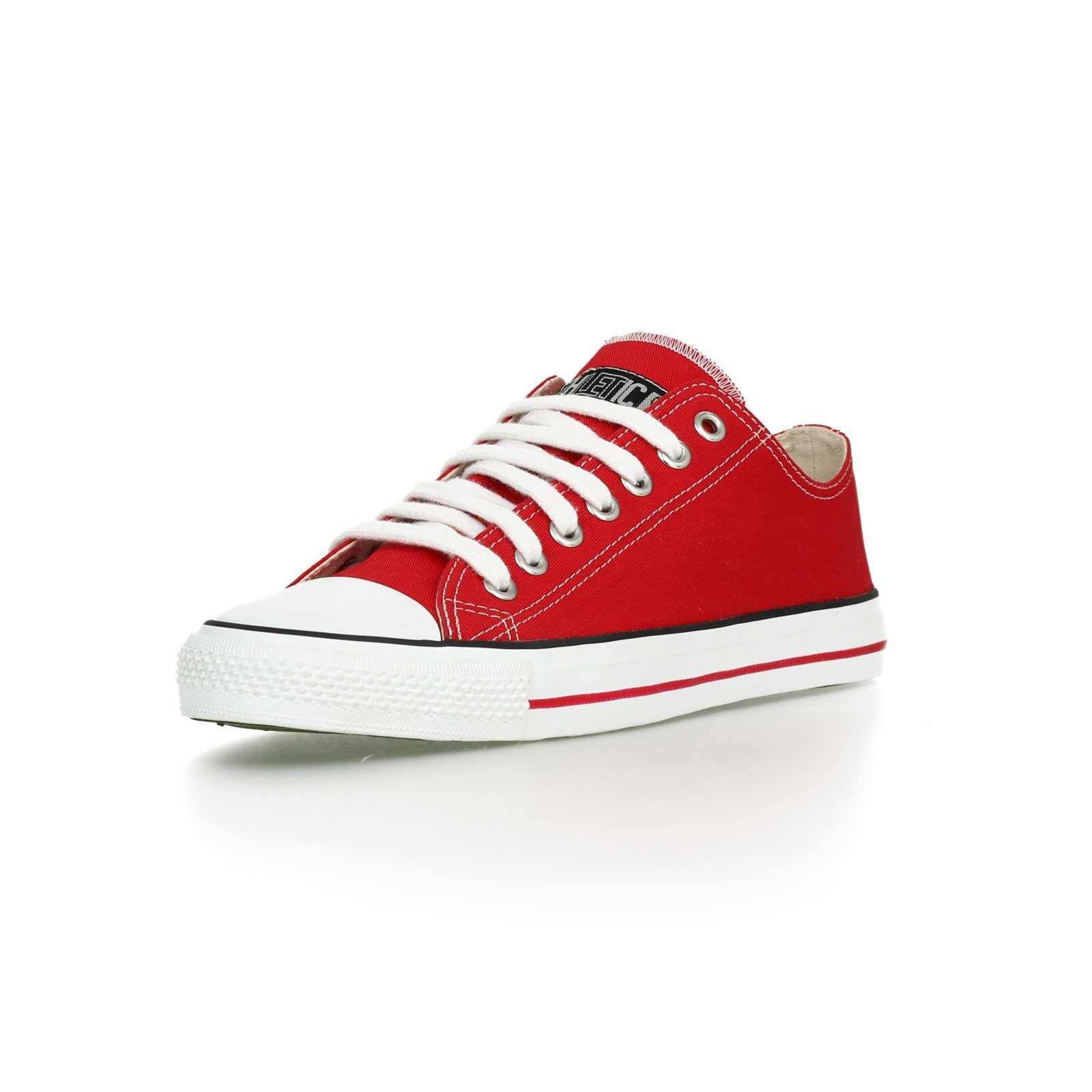 ETHLETIC Sneaker aus nachhaltiger Produktion White Cap Lo Cut Classic online kaufen  Cranberry Red | Just Whit