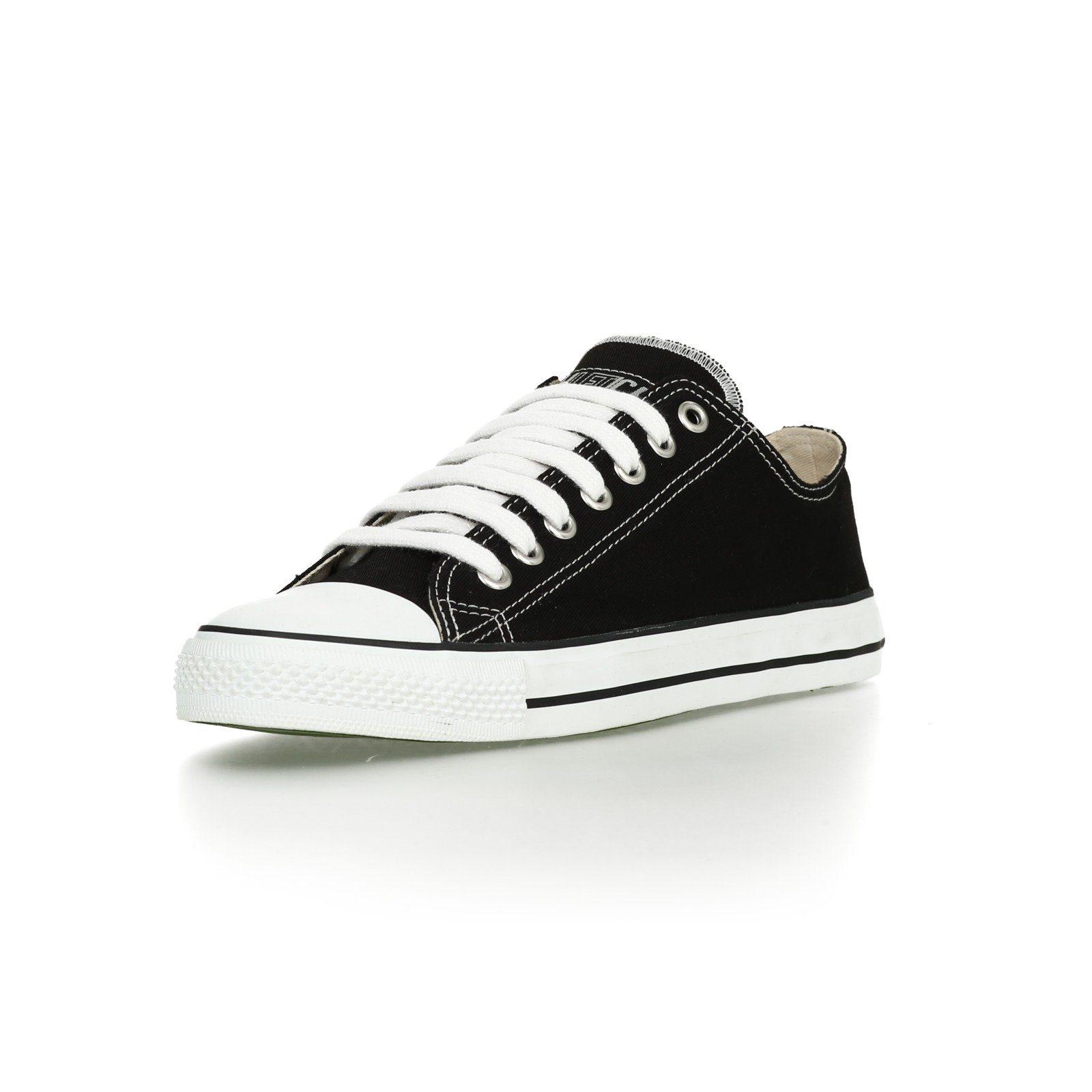 ETHLETIC Sneaker aus nachhaltiger Produktion White Cap Lo Cut Classic online kaufen  Jet Black | Just White