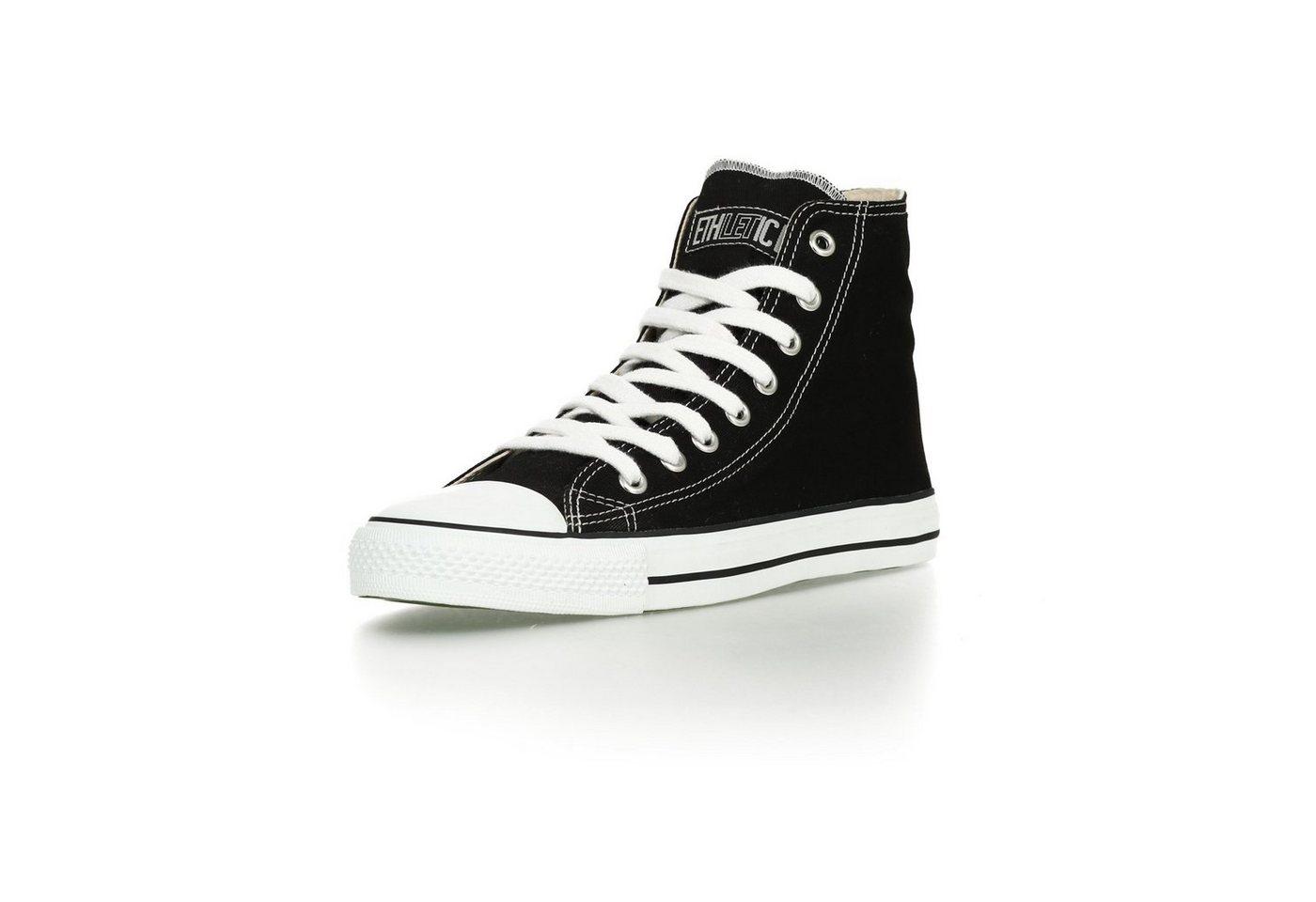ETHLETIC Sneaker aus nachhaltiger Produktion »White Cap Hi Cut Classic« | Accessoires > Caps | Schwarz | ETHLETIC