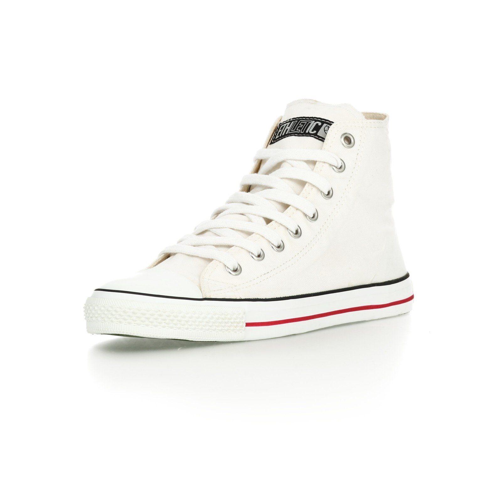 ETHLETIC Sneaker aus nachhaltiger Produktion White Cap Hi Cut Classic online kaufen  Just White | Just White