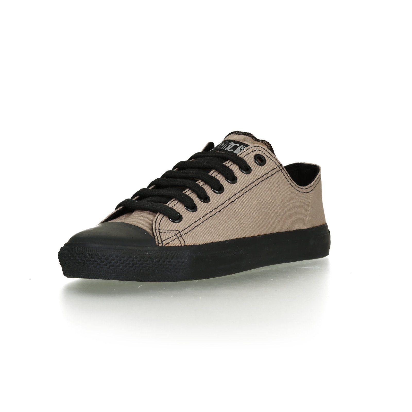 ETHLETIC Sneaker aus nachhaltiger Produktion Black Cap Lo Cut Classic online kaufen  Moon Rock Grey | Jet Blac