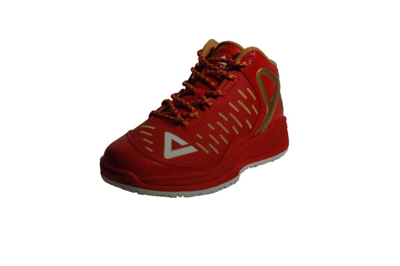 PEAK Basketballschuhe   Schuhe > Sportschuhe > Basketballschuhe   Rot   PEAK