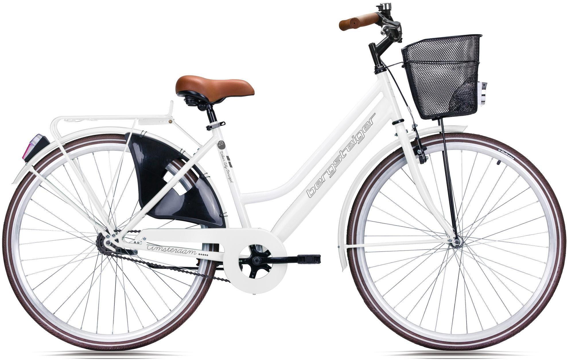 bergsteiger Cityrad »Amsterdam«, 1 Gang