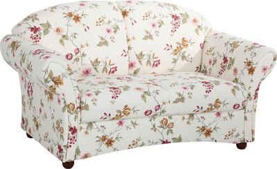 Max Winzer® Sofa »Carolina«, im romantischen Look, 2-Sitzer oder 2,5-Sitzer