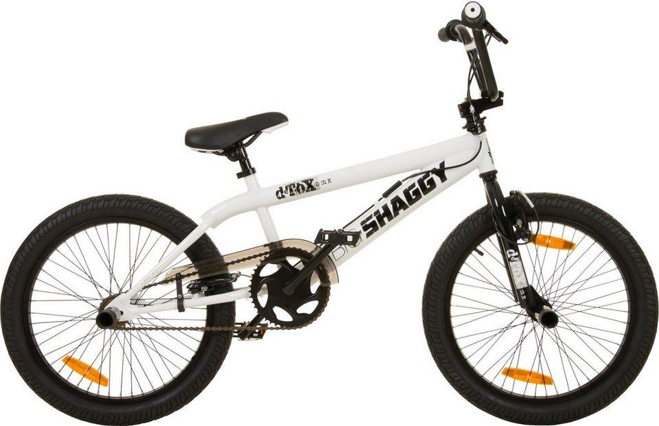 DeTOX BMX-Rad  deTox Big Shaggy , 1 Gang kaufen