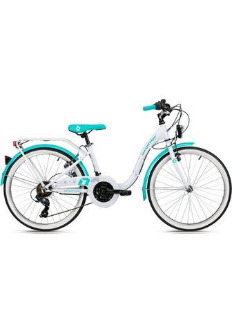 BERGSTEIGER Jaunimo dviratis »Atlantis« 18 Gang Sh...